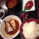 30208113 - 鯖味噌定食
