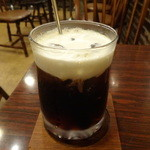 珈琲卿 身似虚無 - 旨いアイスコーヒー