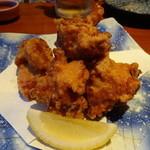 創庵 - 若鶏の唐揚げ
