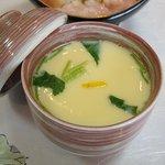 鶴生館 - 茶碗蒸し