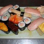 鶴生館 - にぎり寿司 特上