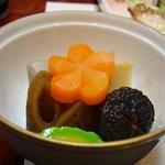 鶴生館 - 会席料理 煮物