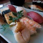 魚竹寿し - 料理写真:魚竹寿司 おまかせランチ