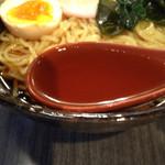 30211848 - スープは、ひんやり甘口!嫌味がなく美味しかったですよ。