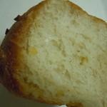 30214876 - ハチミツしょうがとレモンピールのハードトースト1/2カット140円♪