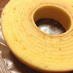 シャトレーゼ - 料理写真:2014.08.24シャトレーゼ 太秦店のバウムクーヘン(14.08)