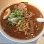 30216108 - 濃豚特製醤油ら〜麺 大盛 (920円)