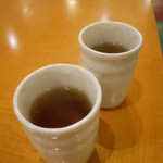 やきまる - ほうじ茶