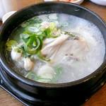 まるジョン - 参鶏湯