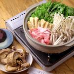 きりん - かす鍋