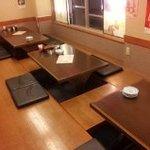 居酒屋9丁目 - 掘りごたつ席3席 (2名様~20名様まで収容)