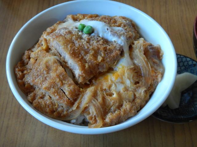 紀文食堂 - カツ丼