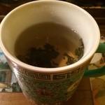 サワディシンチャオ - ジャスミン茶