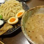 麺屋 あわざ - 海老塩つけ麺
