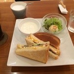 ROKUMEI COFFEE CO. NARA - ホットサンド