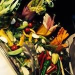 30222651 - 自家農園の有機野菜と、有名契約農家の変わり野菜