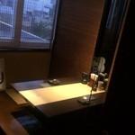 水炊き・焼鳥 とりいちず - 個室