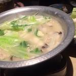 水炊き・焼鳥 とりいちず - 水炊き