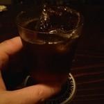 バーランプアイ - まず一杯目はキューバリバー。