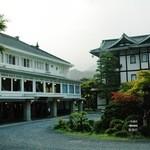 日光金谷ホテル - ホテルの敷地