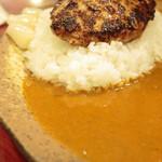 ダッチオーブン - 手ごねハンバーグのルーカリー(¥1,000) 2014.07
