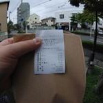 クロフトベーカリー - 2014,08,28