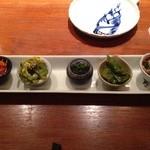 30233179 - コースの野菜前菜