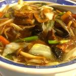 30233504 - 角煮野菜ラーメン