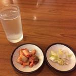 桂花楼 - キムチと白菜漬けを❀