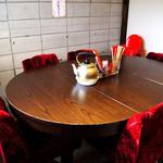 カッパ64 - ゆったりテーブル席