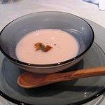 和×フレンチ 松原 - たまねぎのスープ