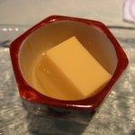 和×フレンチ 松原 - たまご豆腐