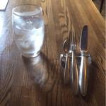 ブォン リーノ - テーブルセット