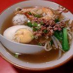 香味 - 坦仔麺
