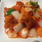 チャオリー - 酢豚