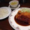 ハルズバー - 料理写真:チキンカツ