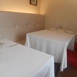 シェムラブルリス - 2テーブルの設え