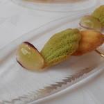 シェムラブルリス - 焼き菓子と果物