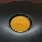 osuteriathimo-ne - バターナッツカボチャのスープ(ハーフサイズ)