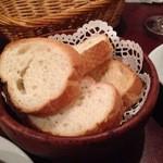 スペイン料理 イビサ - バスケット