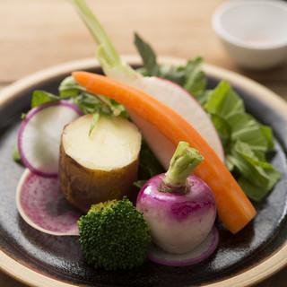 産地直送!日本の伝統を受け継ぐ古来種のお野菜