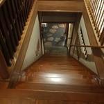 向瀧 - こういう階段ばかりです。