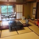 向瀧 - 中庭むきの部屋