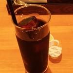 ルナ カフェ - アイスコーヒー(450円)