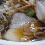 とくみ - (2014-8-29)チャーシュー麺アップ