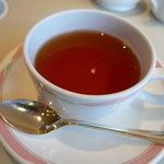 カフェレストラン カメリア - ☆温かい紅茶でホッと一息(^v^)☆