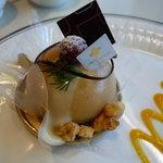 カフェレストラン カメリア - ☆もっちりなキャラメルルムースですね(^◇^)☆
