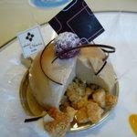 カフェレストラン カメリア - ☆面白いケーキでしたぁ(*^^)v☆
