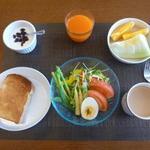 30261078 - パンドミを朝食にトーストで・・