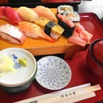 寿司政 - ランチのすし